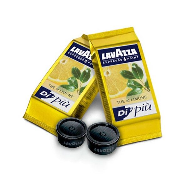 Lavazza Espresso Point Citromos Tea (50db)