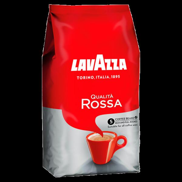Lavazza Qualitá Rossa Szemes Kávé 1 kg